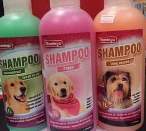 Flamingo shampoo